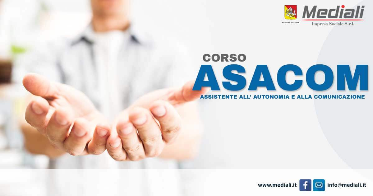 ASACOM Assistente all'Autonomina e alla Comunicazione - Mediali.it