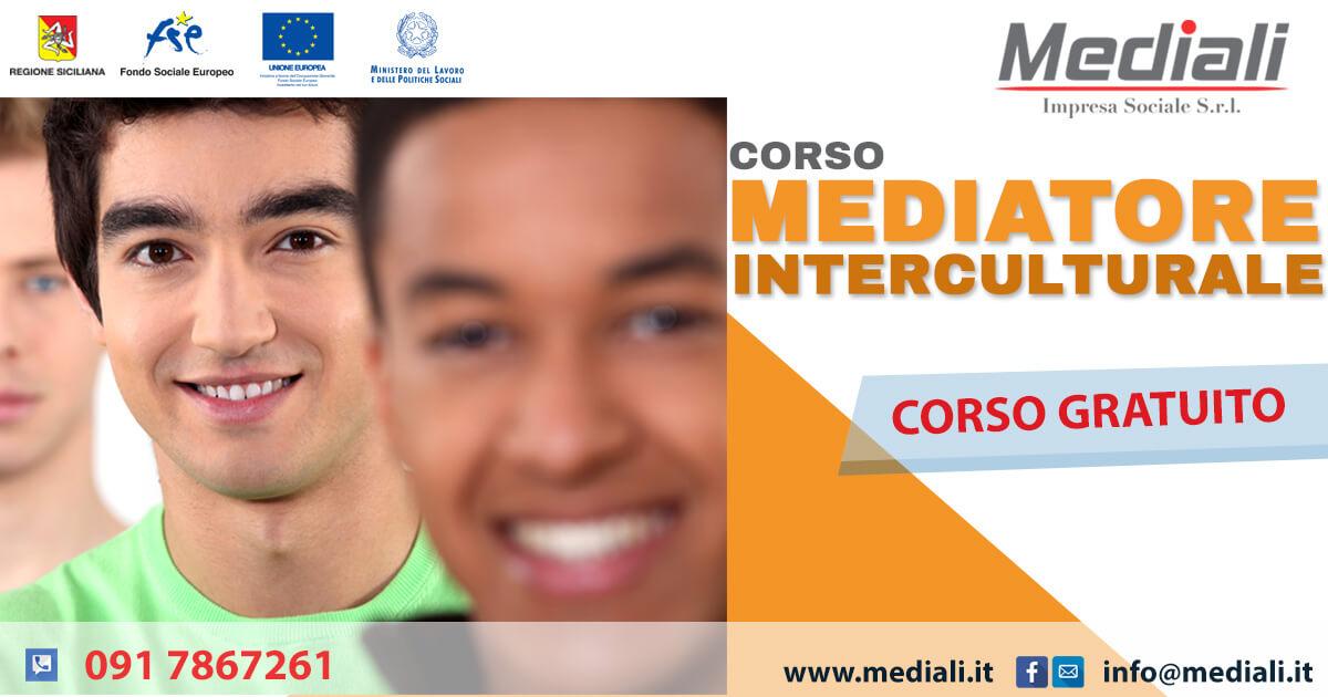 Corso Gratuito per Mediatore interculturale