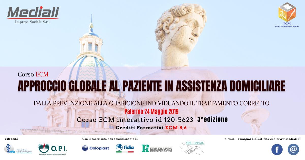 Evento ECM 24 maggio 2019 Mediali.it